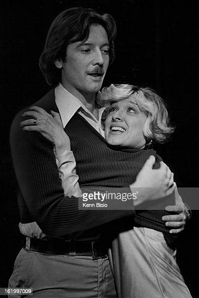 FEB 26 1978 APR 2 1979 APR 3 1979 Light Moment In Comedy Jeffrey Harms and BJ Gibbons appear in Hold Me playing at 8 pm Thursday's through Saturdays...