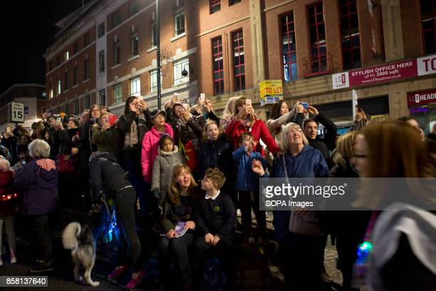 Light Night Leeds is an annual free multiarts and light festival that takes over Leeds city centre for two nights in October Starting in 2005 the...