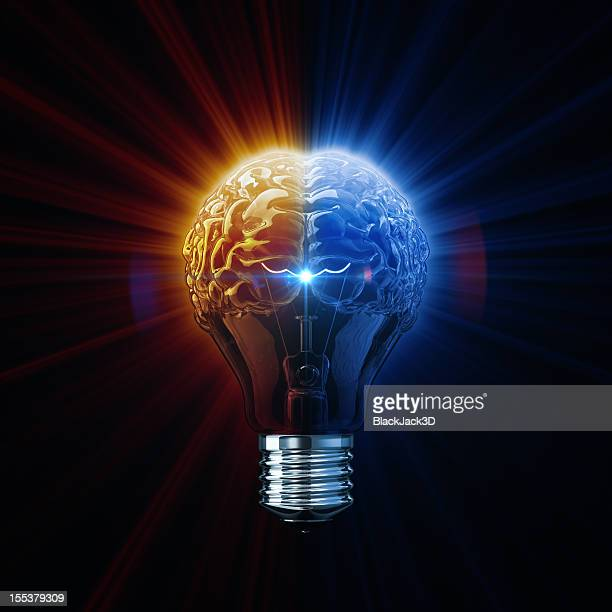 light of brainstorm - light bulb stock pictures, royalty-free photos & images