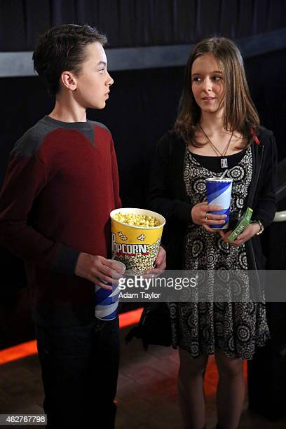 THE FOSTERS Light Of Day Callie struggles to find a place for Robert Quinn in her life in an allnew episode of The Fosters airing Monday February 9...