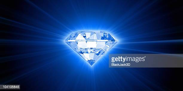 light of diamond - diamant stockfoto's en -beelden
