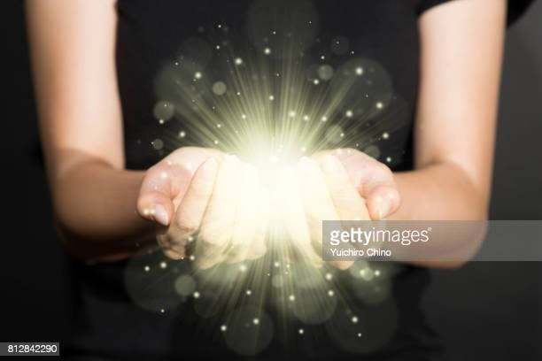 light of hope - ethereal stock pictures, royalty-free photos & images