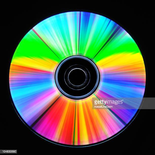 軽いペインティッド CD