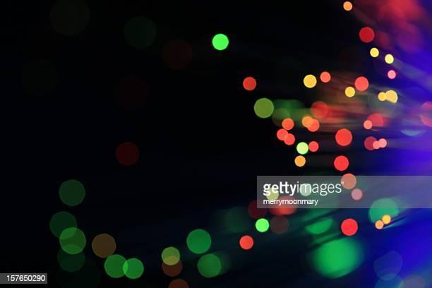 Leichte Partikel-Hintergrund