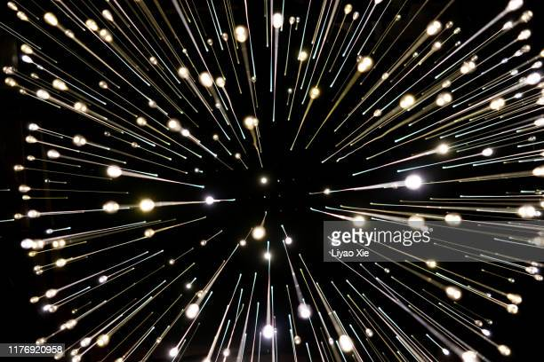 light patterns - liyao xie stock pictures, royalty-free photos & images