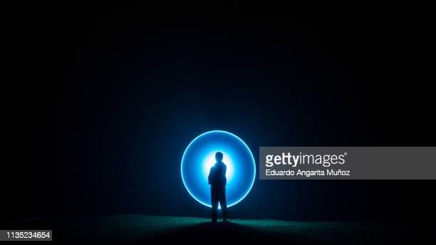 light - deep web fotografías e imágenes de stock