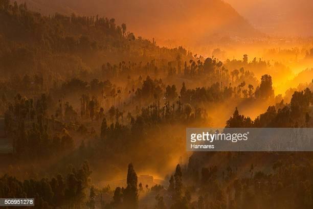 light - monument valley stock-fotos und bilder