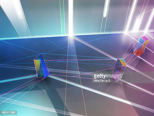 light pink - reflexo efeito de luz - fotografias e filmes do acervo