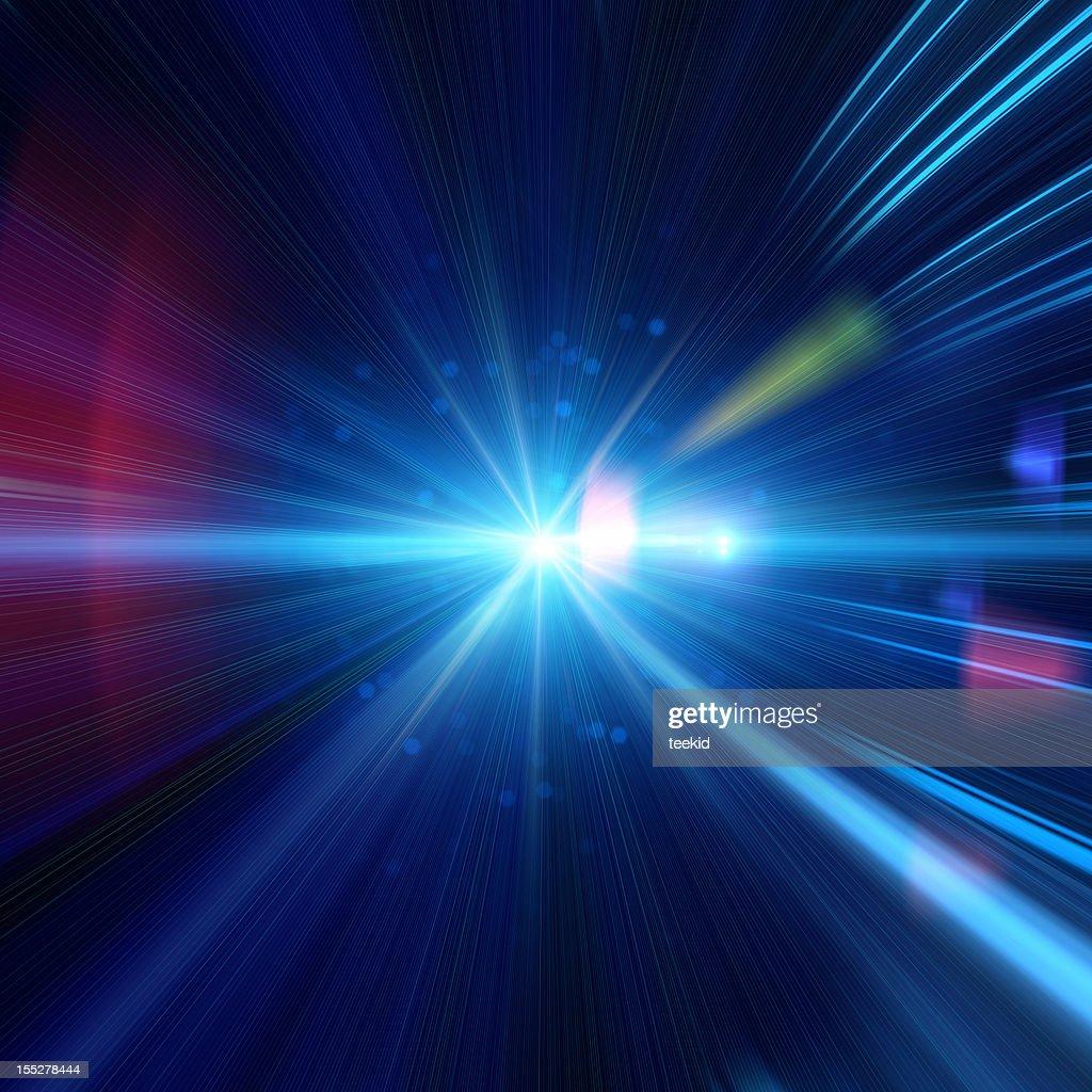 Light Ray : Stock Photo