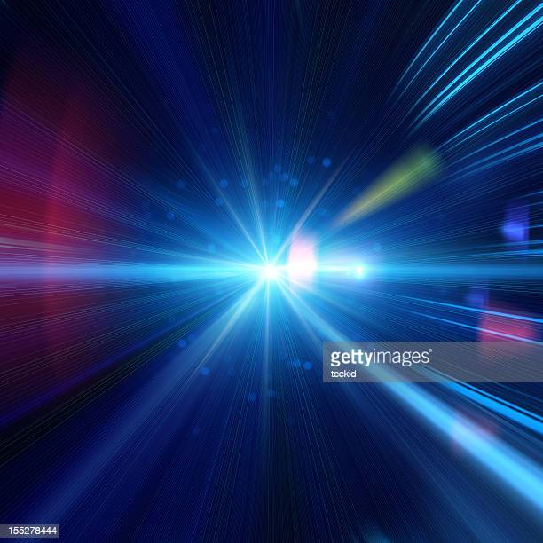 light ray - lens flare stock pictures, royalty-free photos & images