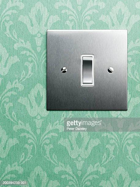 Light switch, close-up