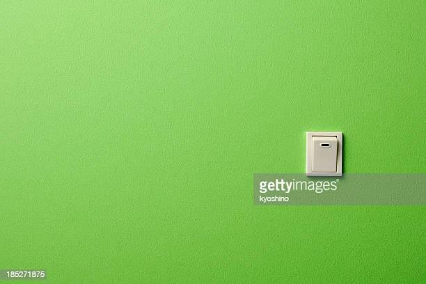 Lichtschalter mit Textfreiraum