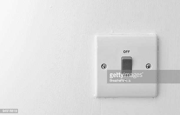 Lichtschalter auf