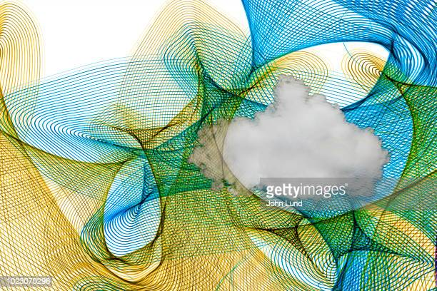 Light Trail Cloud Computing Technology