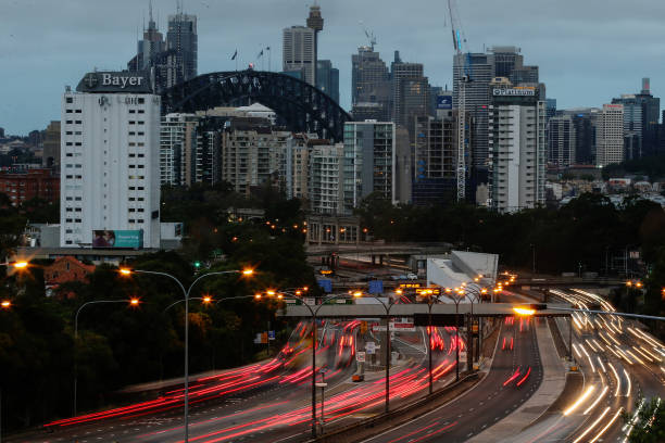 AUS: Limits on Public Transport Means More CBD Parking As Sydney Returns To Work
