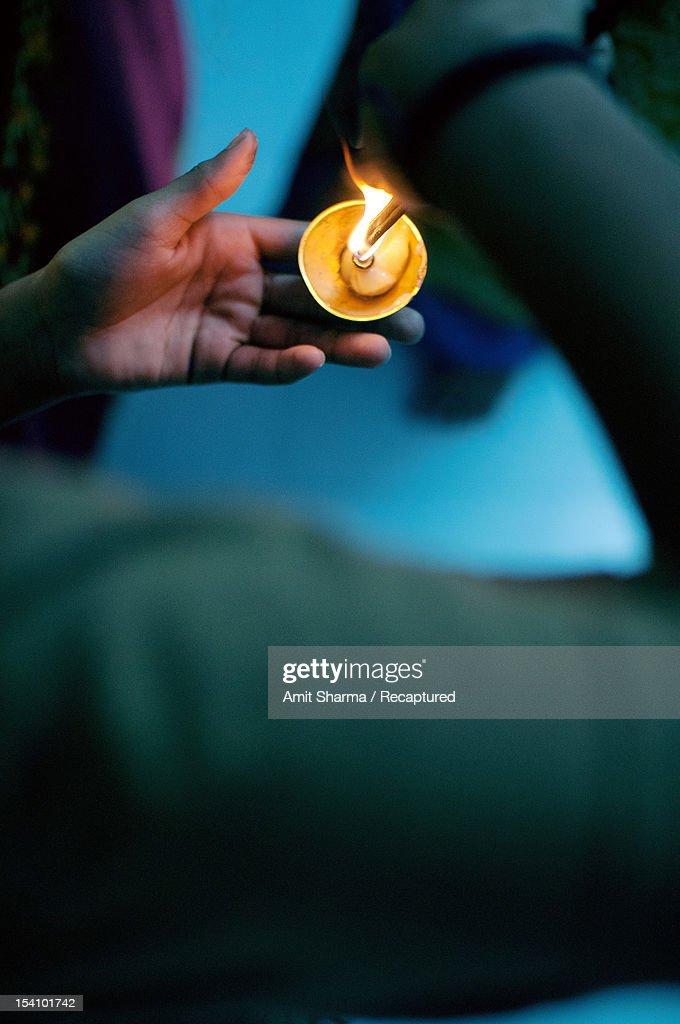 Light up : Stock Photo