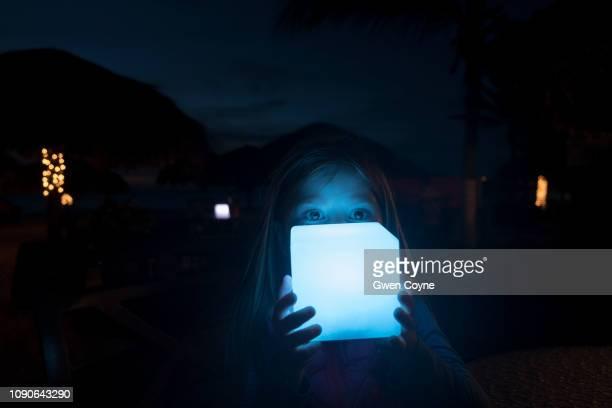 lightbox - oranjestad stockfoto's en -beelden