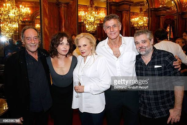Lighter of the Piece Jacques Reverolis Actors of the Piece Sylvie Vartan Isabelle Mergault Pierre Deny and Stage Director of the Piece Christophe...