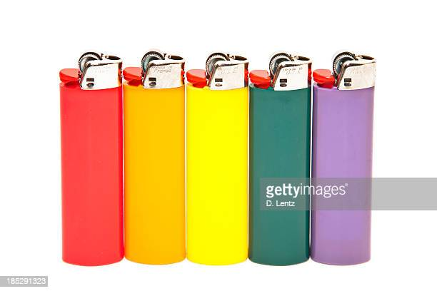 lighters - cigarette lighter stock pictures, royalty-free photos & images