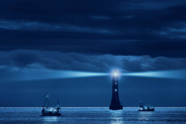Free lighthouse sea Images, Pictures, and Royalty-Free Stock