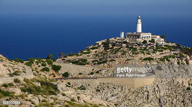 lighthouse at Cap de Formentor, Mallorca