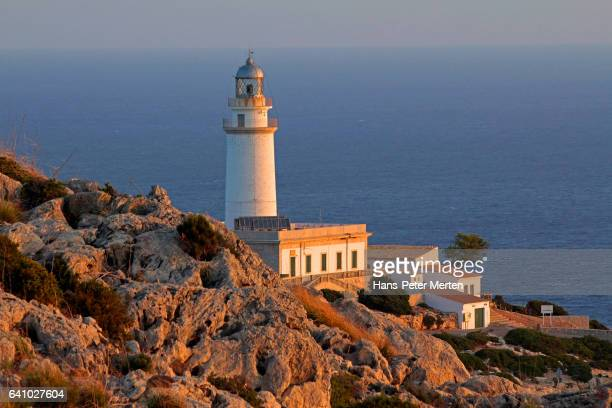 Lighthouse at Cap Formentor, Majorca, Spain