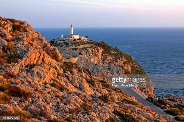 Lighthouse at Cap Formentor, Majorca, Spain