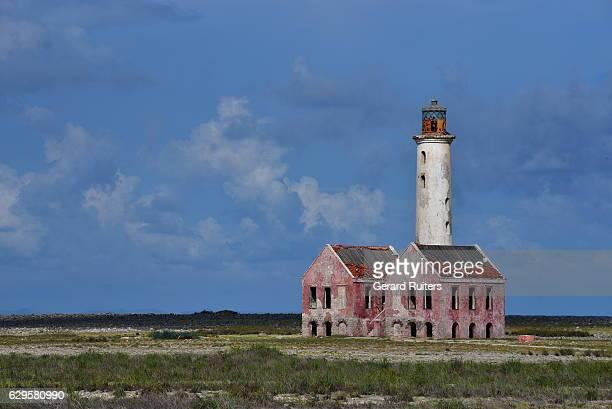 Lighthouse (vuurtoren) at 'Klein Curaçao'