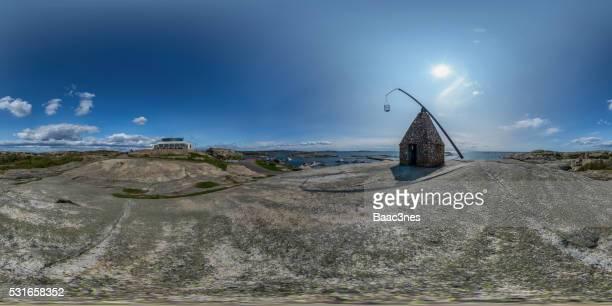 Lighthouse at World's End - Tjøme, Norway