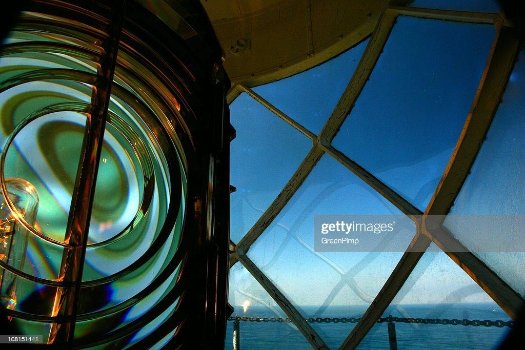 Lighthouse Beacon Palos Verdes California : Stock Photo