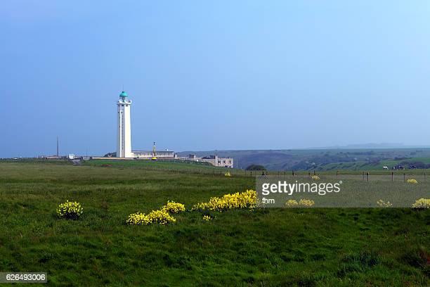 Lighthouse Cap d´Antifer (Normandy/ France)