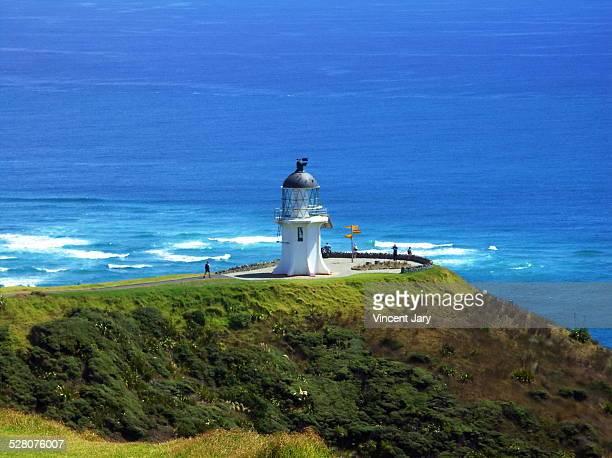 Lighthouse cap reinga
