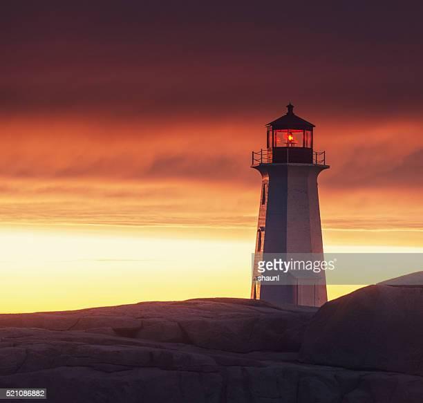 Lighthouse Glow