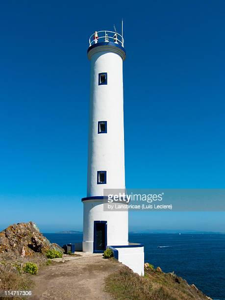 Lighthouse in Cabo Home, Cangas