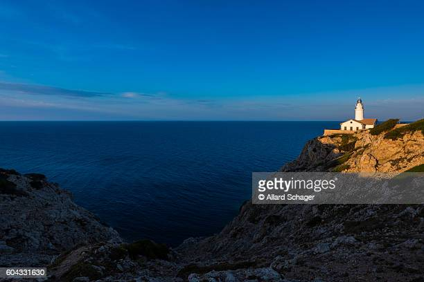 Lighthouse in Capdepera Mallorca