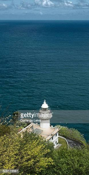 Lighthouse in Igeldo