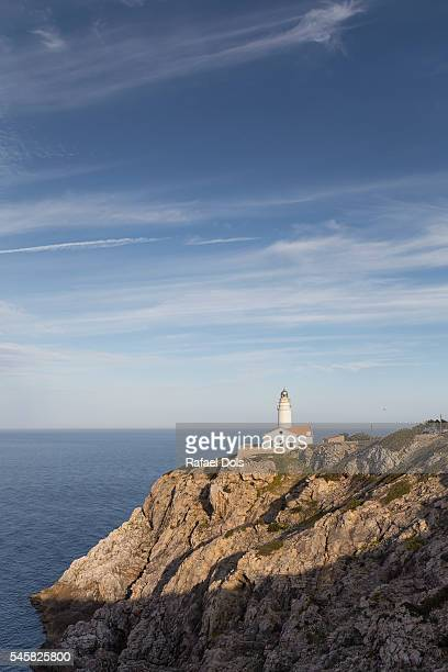 Lighthouse in Majorca, Balearic Islands, Spain