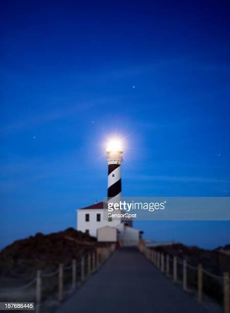 Leuchtturm in Menorca