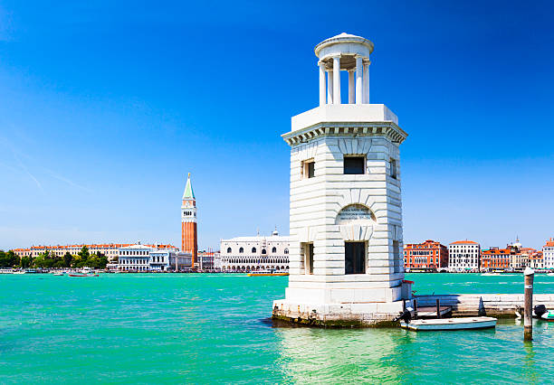 Lighthouse in Venice