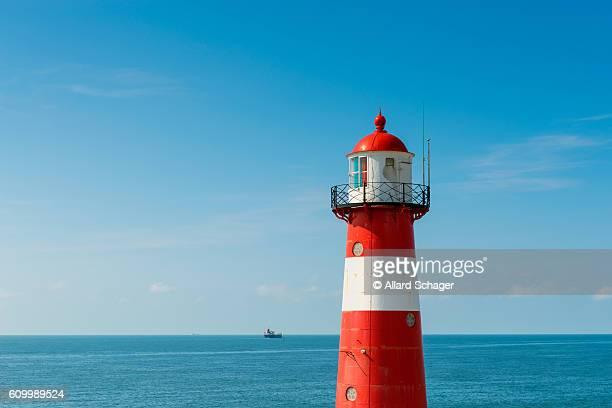 Lighthouse in Westkapelle Netherlands