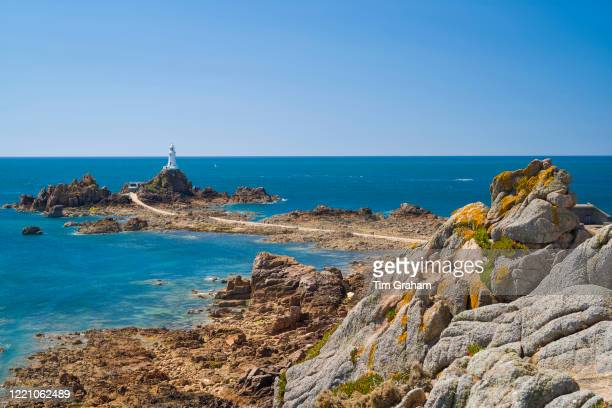 Lighthouse Jersey, Channel Isles.