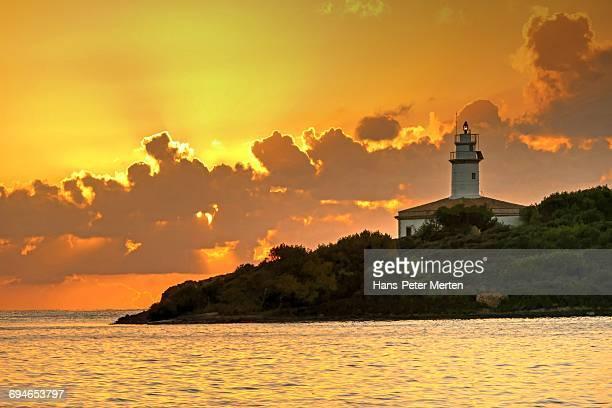 Lighthouse of Alcanada, Alcudia, Majorca