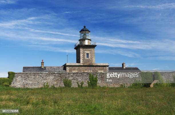 Lighthouse of Barneville-Carteret, Normandy, France