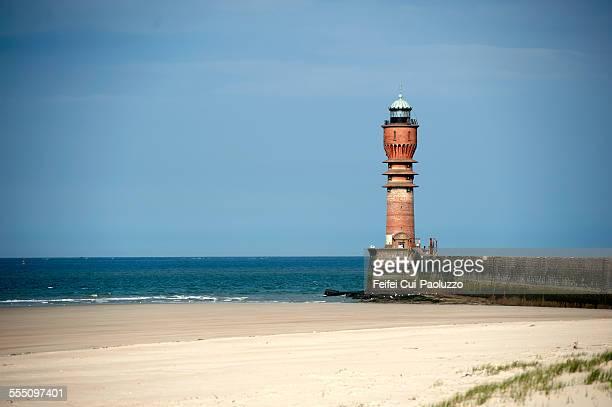 Lighthouse of Dunkerque Nord-pas-de-calais France