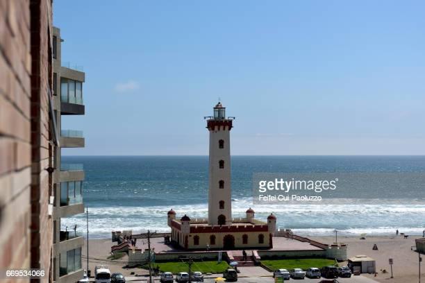 Lighthouse of La Serena, Coquimbo Region, Northern Chile