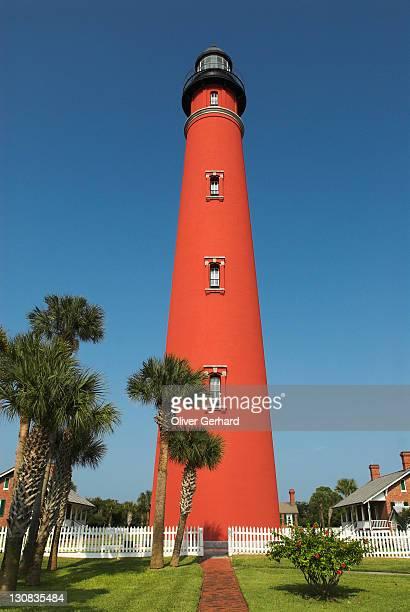 Lighthouse of Ponce de Leon Inlet, highest in Florida, Daytona Beach, Florida, USA