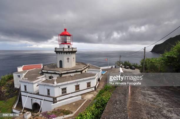 Lighthouse of Ponta do Arnel, São Miguel, Azores