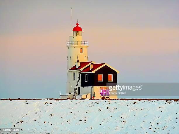 lighthouse - frans sellies stockfoto's en -beelden
