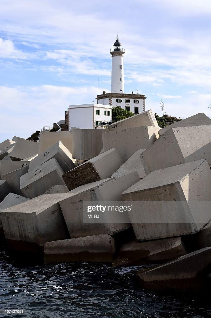 Faro : Foto de stock