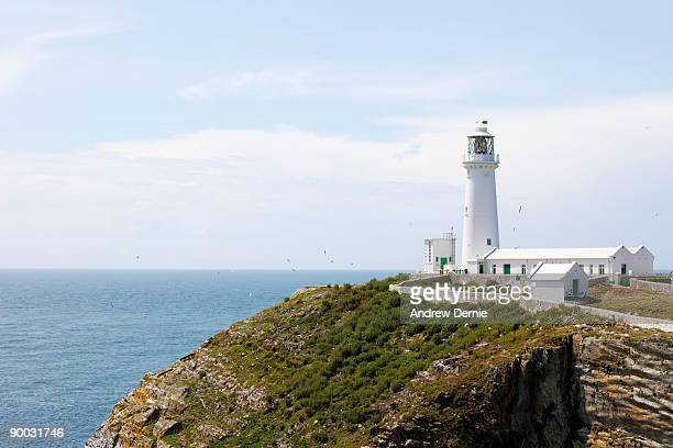 lighthouse - andrew dernie stock pictures, royalty-free photos & images